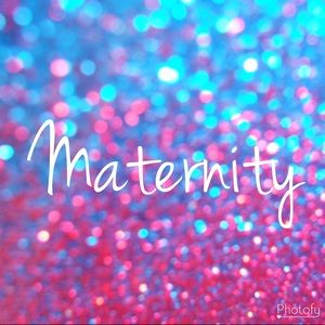 Maternity clothes!